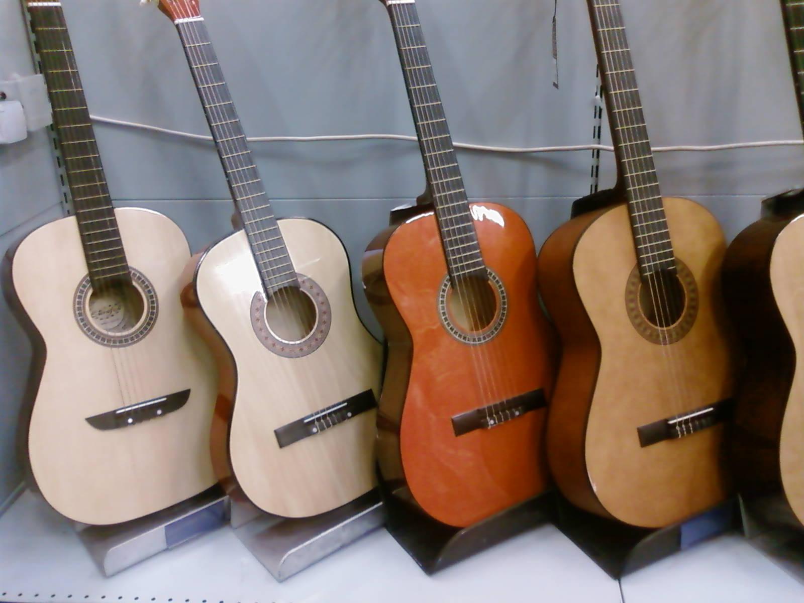 Как выбрать гитару? Советы гитаристам