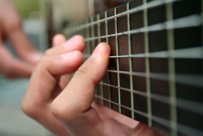 10 ошибок начинающего гитариста. Ошибка 5
