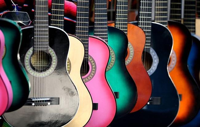 Производители гитар
