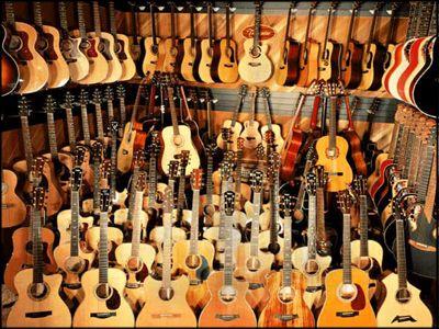 Какую гитару выбрать начинающему гитаристу?
