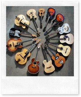 гитары_guitars